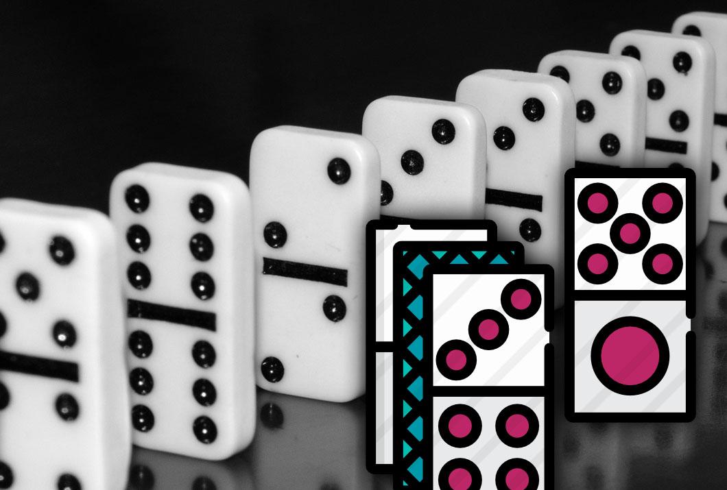 Kelebihan Judi Domino Online Dibanding Permainan Lain | Lost Frogs
